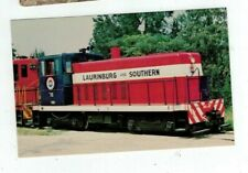 "Vintage Railroad Train Post Card Laurinburg & Southern's ""Spirit of '76"""