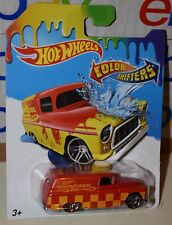 Hot Wheels Color Shifters  '55 Chevy Panel NEW