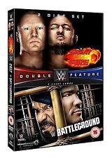WWE Great Balls Of Fire 2017 + Battleground 2017 [DVD] *NEU* Raw Smackdown PPV