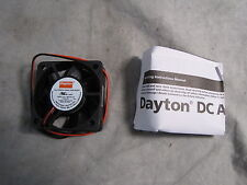 Dayton 2RTF4 5 Volt 10.2 CFM DC Axial Fan NEW