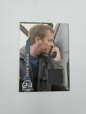 Kiefer Sutherland as Jack Bauer Piecework Non-Sport Card