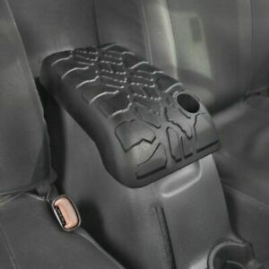 Tire Tread Armpad for 2001-2006 Jeep Wrangler TJ Center Console Armrest Cover