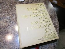 Vintage 1966 Random House Dictionary of the English Language Unabridged
