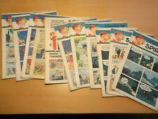 """Spirou hebdomadaire, magazines Spirou """"au choix """"  année 1952 """"  ( 732 à 761 )"""