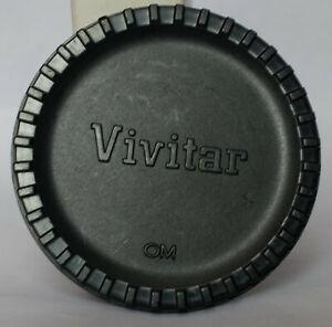 Vivitar body cap to fit Olympus OM.