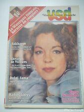 Revue VSD N°221 / Romy Schneider 1981