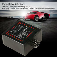 PD132 Single Channel Inductive Vehicle Loop Detector For The Car Parking Lot DM