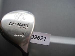 Cleveland Steel Launcher OS 15° Fairway Wood Matrix Senior Graphite #99621