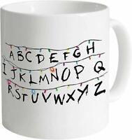 Inspired By Stranger Things Xmas Lights Mug Coffee Mug 11oz Tea Cup