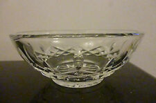 Waterford Crystal Lismore Sugar/Candy Bowl - Makers name etched to base
