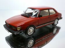 NEO SCALE MODELS SAAB 90 - RED 1:43 - EXCELLENT CONDITION - 34