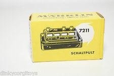 MARKLIN 7211 SCHALTPULT SWITCH PANEL NEAR MINT BOXED.