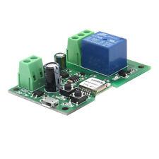 Geekcreit USB 5V Or DC 7V-13V DIY 1 Channel Jog Inching Self-locking WIFI Wirele