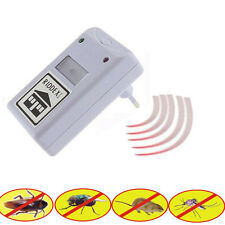 New RIDDEX Plus Electronic Ultrasonic Pest Control, Repeller, Spiders Rats Mice