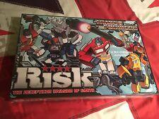 Riesgo de Transformers: la invasión de tierra juego de mesa Decepticon