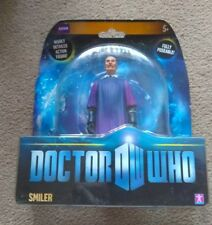 Doctor Who Action Figure - Smiler with Single face - New