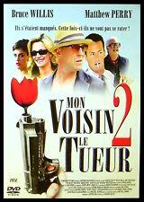 Dvd : Mon Voisin le Tueur 2 (Bruce WILLIS)