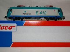 """Roco H0 43827  Elektrolok  FS  E 412.001    """" ADtranz """"   DSS     neuw.      1"""
