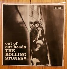 ROLLING STONES - Out Of Our Heads LP Vinyl DECCA Mono UK Press* 1965 9A/10A VG++