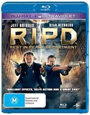 R.I.P.D. : NEW Blu-Ray