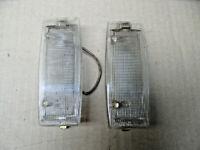 2x Mercedes Benz W116 S-CLASS Interior Lights Lamp Light Interior