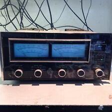 McIntosh MC 2205 Vintage Stereo Power Amplifier; MC-2205 untested