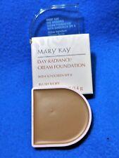 Mary Kay Day Radience Cream Foundation Blush Ivory