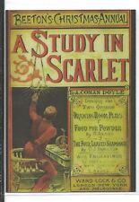 Sherlock Holmes Long Stories Vol 1 Cult Stuff P1 ver. A Promo Card