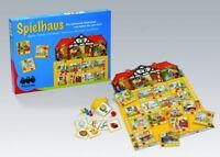 Spielhaus - Brettspiel zur Wortschatzerweiterung/ Lernspiel - NEUWARE
