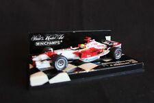 Minichamps Panasonic Toyota Racing TF106 2006 1:43 #7 Ralf Schumacher (GER)