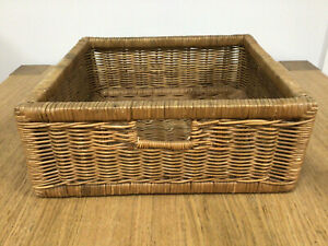Bohemian Style Cane Rattan, Box/Basket/Drawer