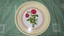 Vintage Shabby Chic Willow Roses Serving Tray, high teas,cafe
