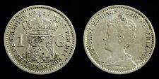 Netherlands - 1 Gulden 1917