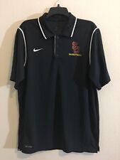 Nike Dri-Fit SC Basketball polo shirt size Medium