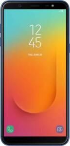 """New Samsung Galaxy J8 Unlocked Dual SIM- 6"""" HD+ Display- 4GB RAM 64GB ROM- BLUE"""