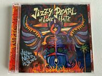 JIZZY PEARL - ALL YOU NEED IS SOUL USED - VERY GOOD CD - LOVE/HATE (2018)