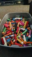 Huge pez collection