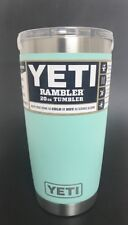 Authentic YETI 20oz Tumbler SEAFOAM *Stainless Steel* NEW!!!!
