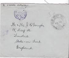 Used George VI (1936-1952) British Postal History