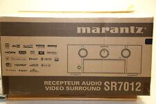 Marantz sr7012 Réseau AV Récepteur 9.2, atmos, Auro 3d, HDR, HEOS, 4k w. NOUVEAU/Neuf dans sa boîte