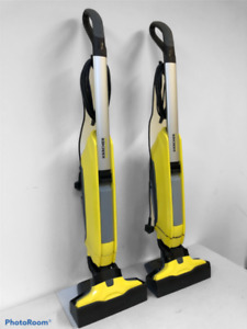 Karcher FC5 Hard Floor Cleaners x 2 For Repair or Spares Yellow Free Shipping