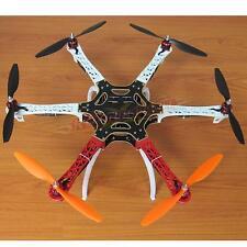 F550 Hexacopter Frame Hobbypower 920KV BL Motor DYS Simonk 30A ESC Gemfan 1045