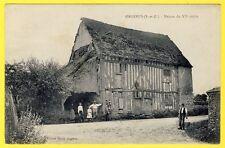 cpa 78 - ORGERUS (Yvelines) MAISON du XVe Siècle