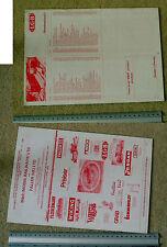 M & R Model railways ltd Faulkner UK ltd 1983 product list