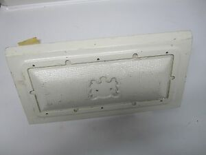 75-78 Mercury Grand Marquis RH Headlight Door NOS D5MB-13A138-AB