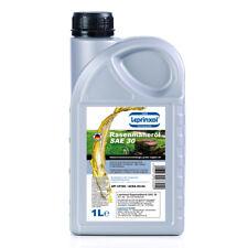 1l SAE30 4-Takt 4-T Rasenmäher-Öl Einbereichs Motoröl MB 228.0 1 Liter