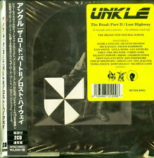 UNKLE-THE ROAD: PART II / LOST HIGHWAY-IMPORT 2 CD+BOOK WITH JAPAN OBI E78