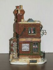 Dept 56 A Christmas Carol Dickens Village Norfolk Biffin's Bakery