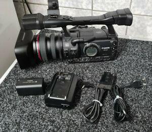 Canon XH-A1 3CCD MiniDV HDV Camcorder