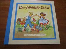 E144) KINDERBUCH EINE FRÖHLICHE FAHRT ANNE PEER/FELICITAS KUHN BREITSCHOPF 2001